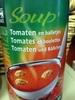 Potage Tomates Boulettes - Produit