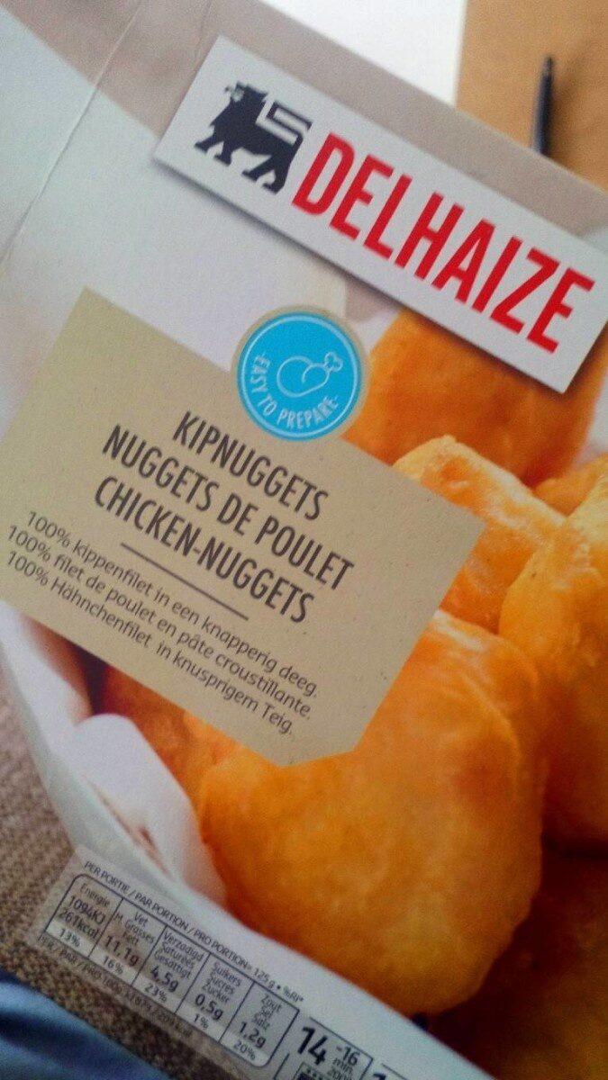 Nuggets de poulet - Product - fr