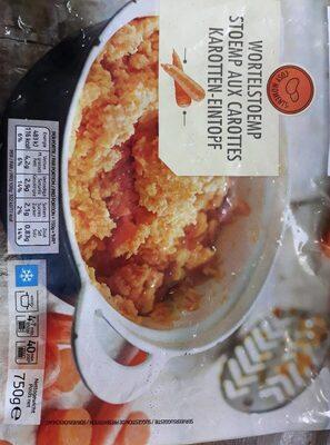 Stoemp aux carottes - Produit - fr