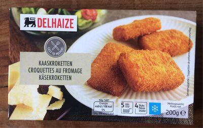 Croquettes au fromage - Product