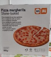 Pizza Margherita - Product - fr