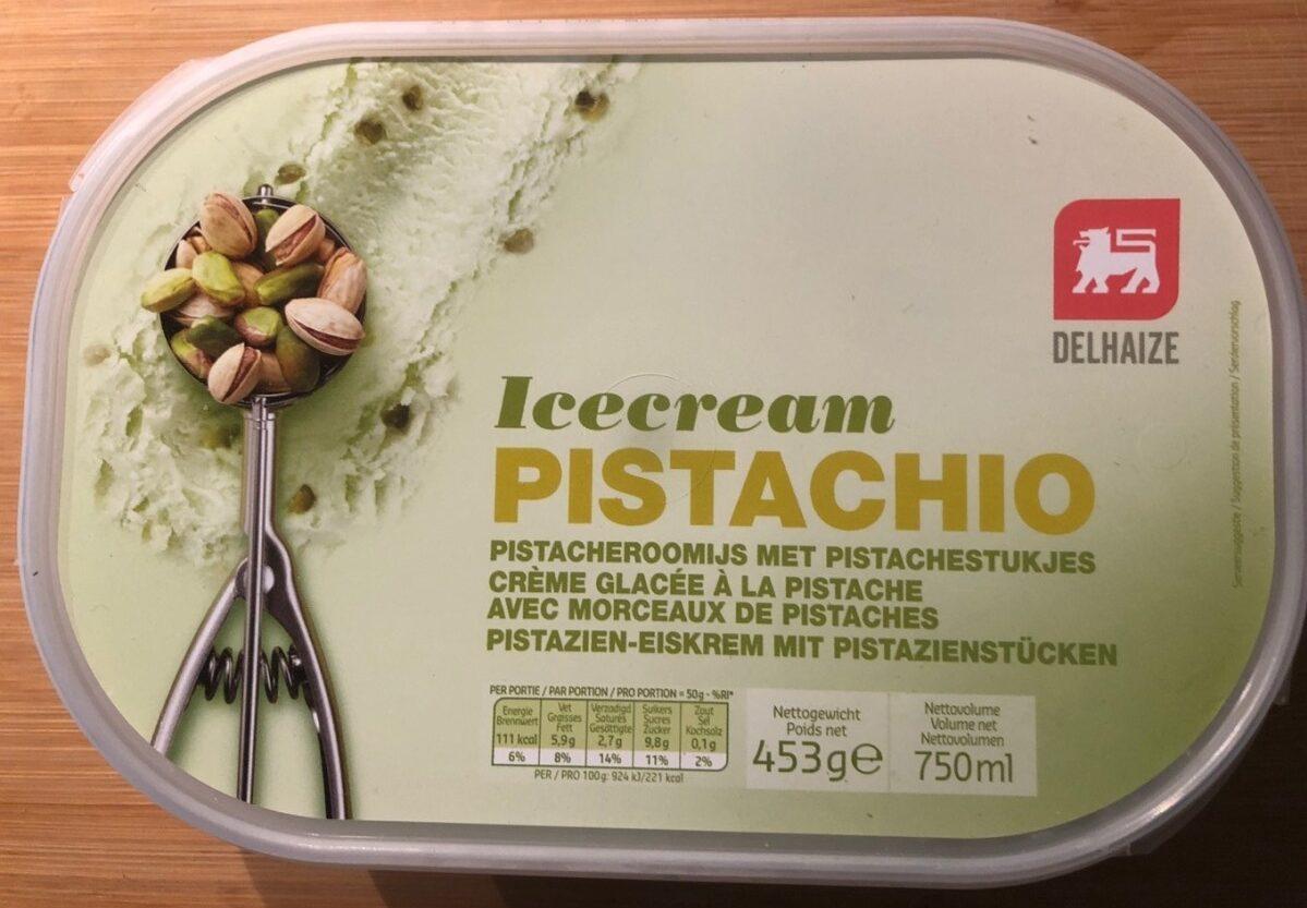 Icecream Pistachio - Product - fr