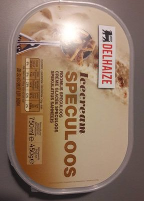 Icecream speculoos - Product