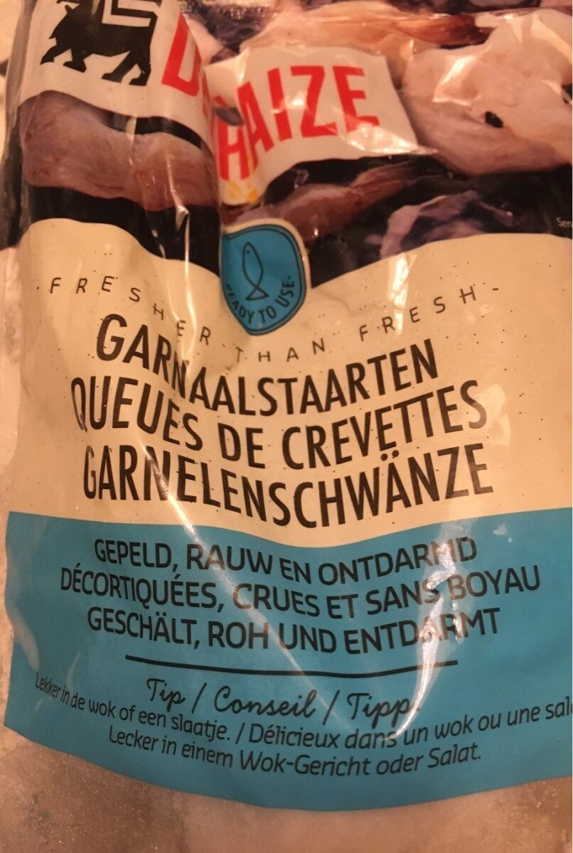Queues de crevettes - Produit - fr