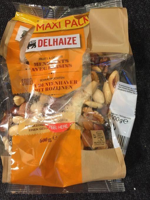 Mendiants Avec Raisins - Product