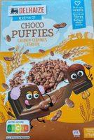 Choco Puffies - Produit - fr
