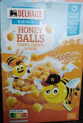 Honey balls - Product - fr