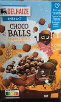 Choco balls - Produit