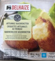 Croquettes artisanales au fromage - Product - fr