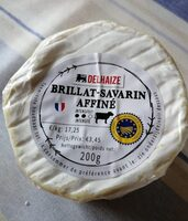 Brillât-savarin affiné - Product - fr
