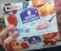 Yaourt Fruits 0% - Product - fr