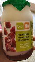Yoghurt framboises - Product