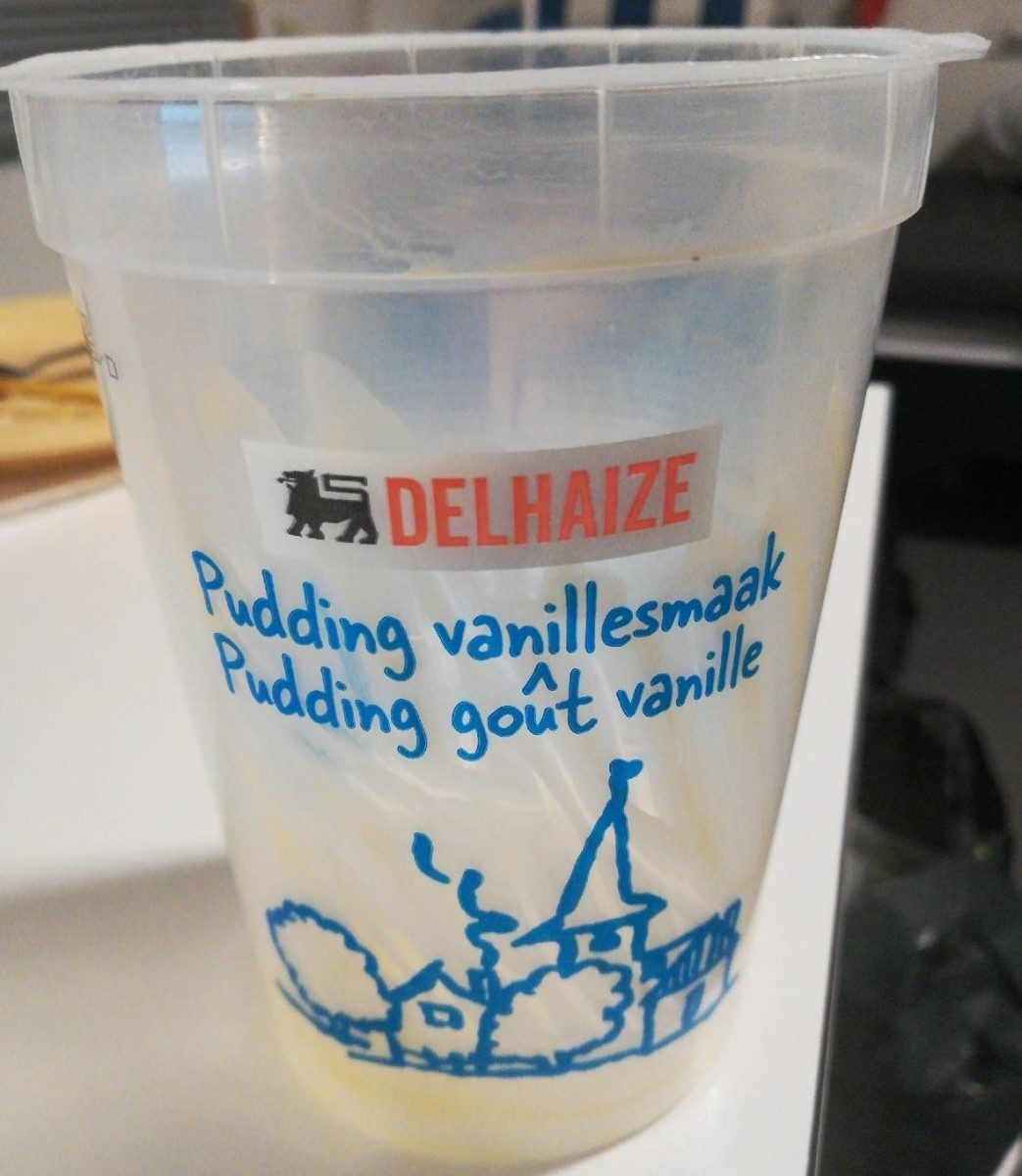 Pudding goût vanille - Product - fr