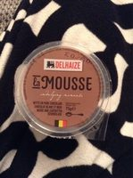 Mousse Chocolat Blanc Et Noir - Product - fr