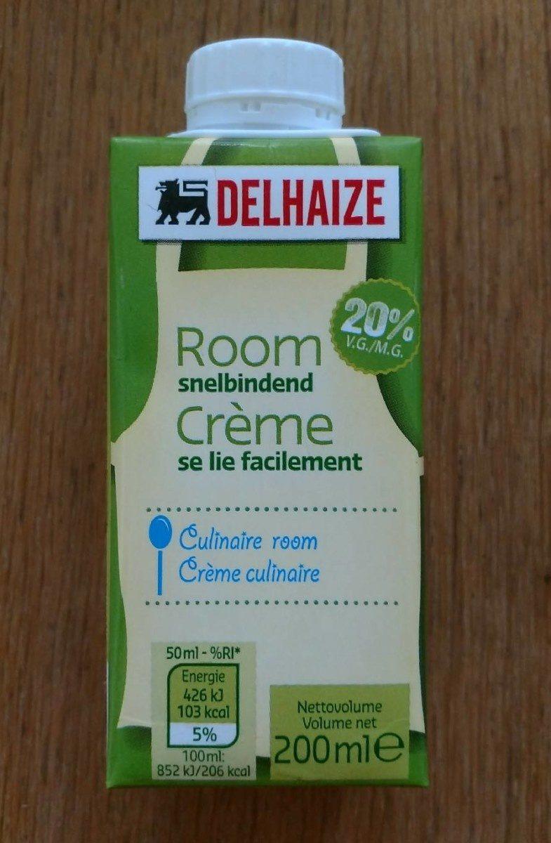 Crème culinaire - Product - fr