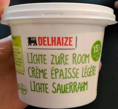 Crème Épaisse légère - Produit - fr