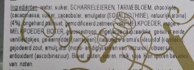 Eclair met chocolade - Ingrediënten - nl