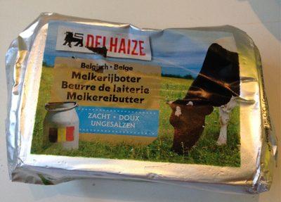 Beurre Doux de Laiterie - Product - fr
