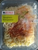 Spaghetti Bolognaise - Produit - nl