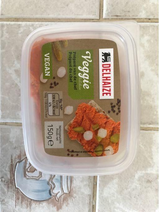 Préparé Du Chef Vegan - Product