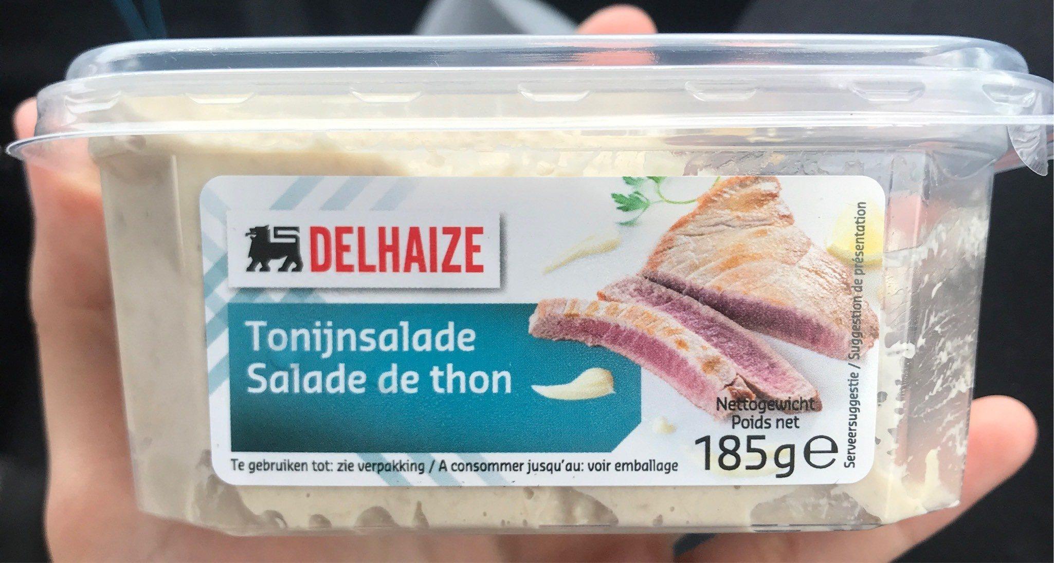 Salade De Thon - Product - fr