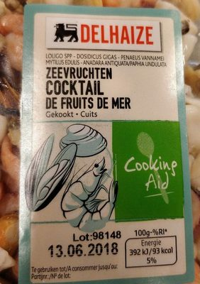 Cocktail de fruits de mer - Produit - fr