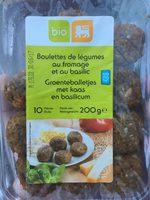Bällchen Käse-basilikum / Boulettes Fromage Basili. .. - Product