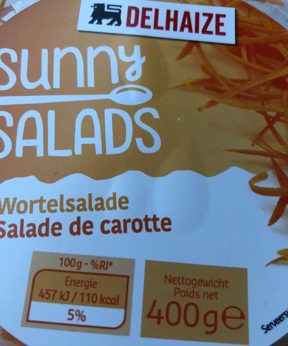 Sunny salads carotte - Product