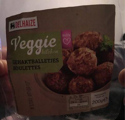 Hackbällchen Vegetarisch - Product