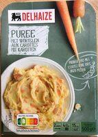 Purée aux carottes - Product