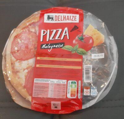 Pizza Bolognaise - 1