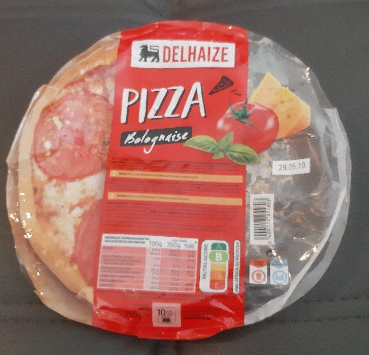 Pizza Bolognaise - Product - fr