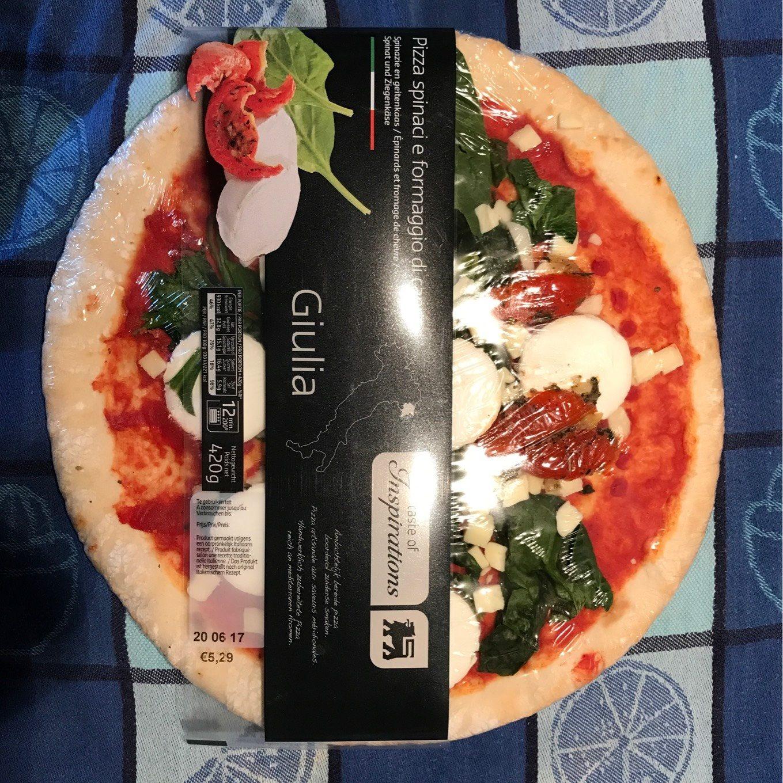 Pizza Giulia - Product - fr