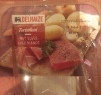 Delhaize tortellini viande - Product