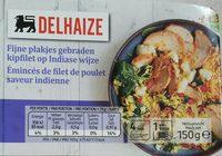 Émincés de filet de poulet saveur indienne - Product