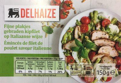 Filet de poulet italien - Product