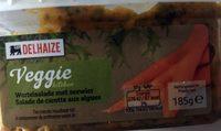 Salade de carottes aux algues - Product - fr