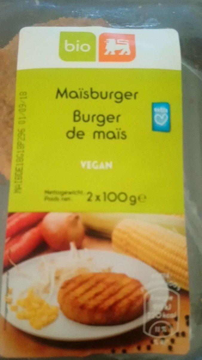 Burger De Mas - Product - fr