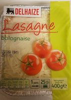 Lasagne - Product