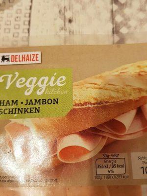 Veggie jambon - Product - fr