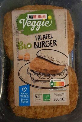 Falafel Bio Burger Veggie - Produit - fr