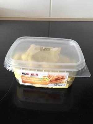 Salade De Poulet Curry - 1