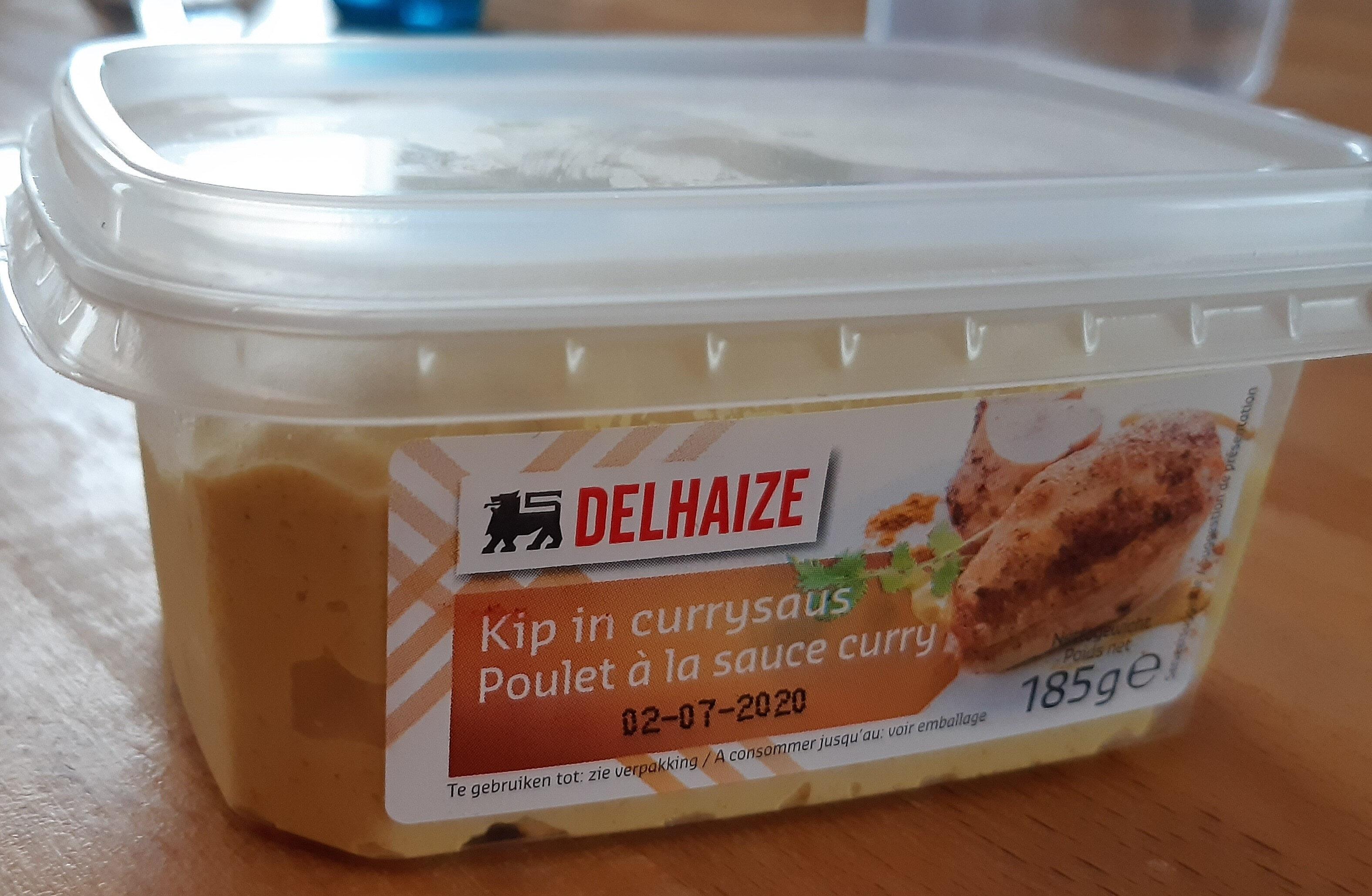 Salade De Poulet Curry - Produit - fr