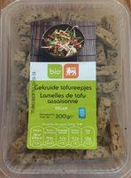 Lamelles de tofu assaisonnées - Product