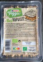 Tofu haché - Voedingswaarden - fr