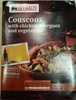 Couscous with chicken, merguez Android vegetable - Product