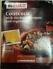 Couscous Merguez et Légumes - Produit