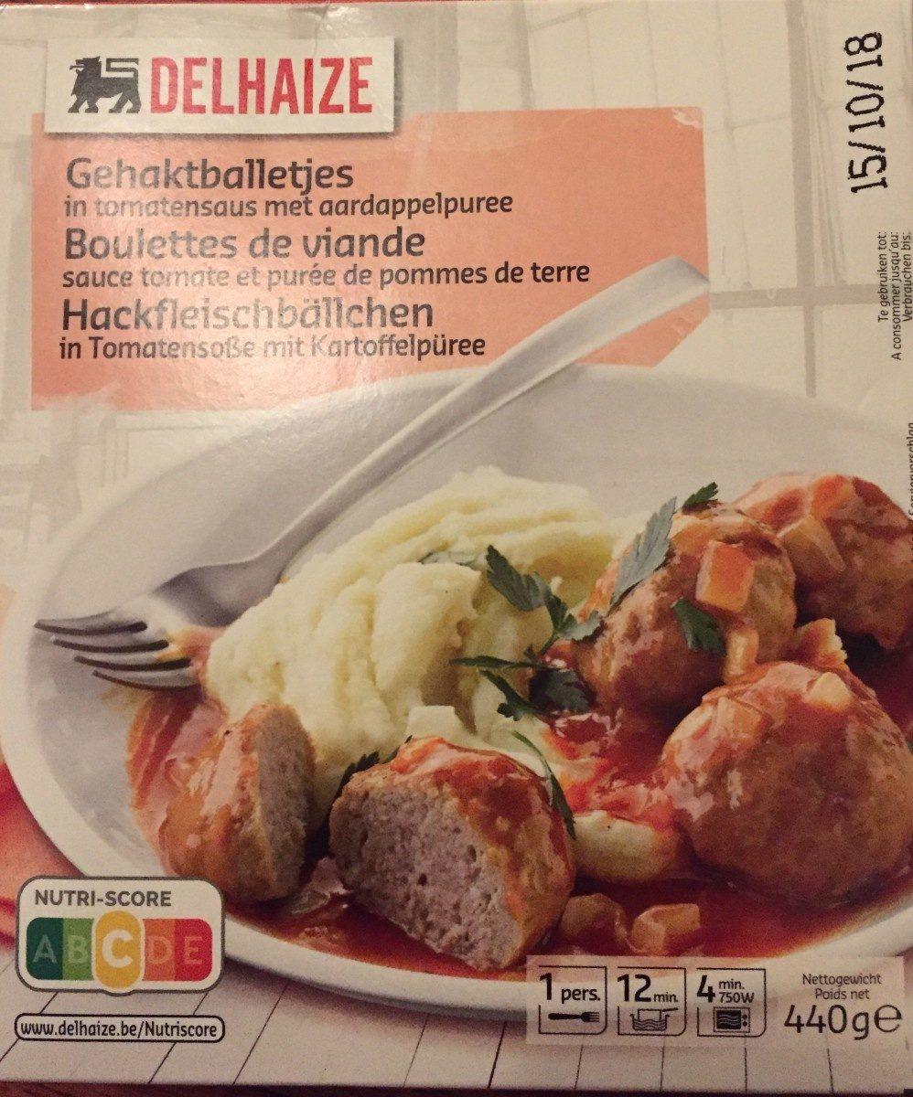 Boulettes de viande - Product
