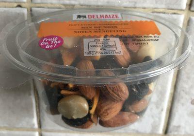 Mélange de noix et fruits decs - Produit - fr