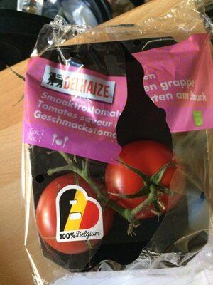 Tomates En Grappe - Produit - fr